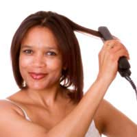 Straightening Your Hair Prepping Your