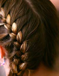 Braids Fancy Updos Popular Hairstyle